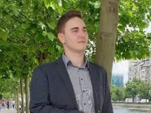 Ștefan Tomșa, student în Anglia