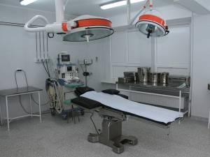 Sală de operație doar pentru pacienți cu coronavirus, pregătită la Spitalul de Urgență Suceava