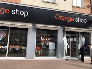 Orange Shop Suceava a redus programul de lucru cu publicul, printre măsurile preventive în contextul pandemiei de coronavirus