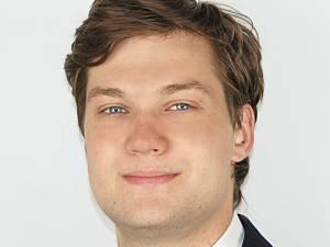 Gabriel Găitan, absolvent de Princeton (SUA), actualmente masterand la Cambridge