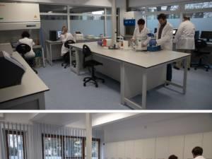 Laboratorul de Metagenomică și Biologie Moleculară din cadrul USV