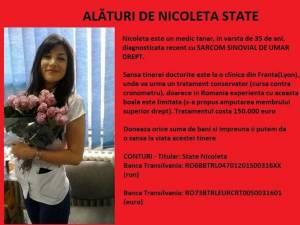 Dr. Nicoleta State