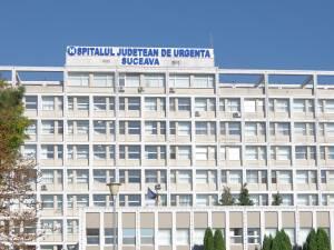 """Spitalul Județean """"Sfântul Ioan cel Nou"""" Suceava"""