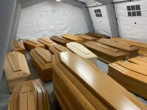 Magda, din Roma: Când sicriele nu mai încap în camerele mortuare