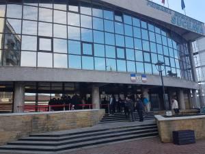 Caz de coronavirus confirmat in Primaria Suceava, unde accesul publicului este limitat