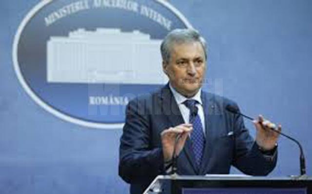 Ministrul de Interne, Marcel Vela Foto capital.ro