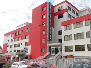 Noul spital municipal din Fălticeni