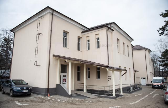 """Secția de Boli Infecțioase a Spitalului Județean de Urgență """"Sfântul Ioan cel Nou"""" Suceava"""