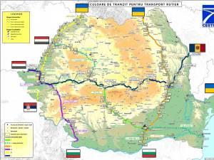 Traseul Vama Siret – Suceava – Bacău – București – Giurgiu este unul dintre culoarele de tranzit pentru transportul mărfurilor prin România