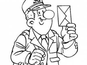 """""""Factorul poştal"""""""