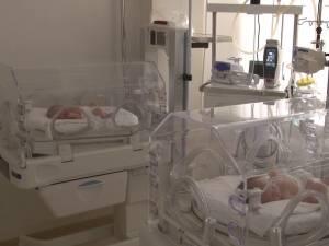 16 bebeluși din maternitatea Spitalului Suceava nu pot fi externați deoarece sunt născuți prematur