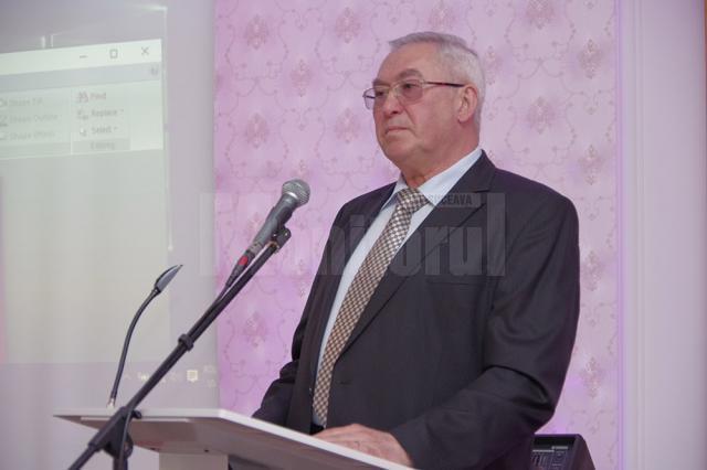 Președintele Colegiului Medicilor Suceava, dr. Sorin Hâncu