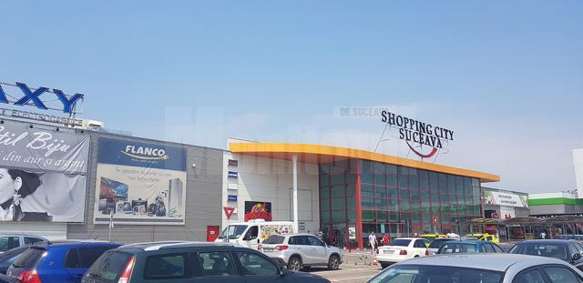 Program redus temporar la Shopping City Suceava
