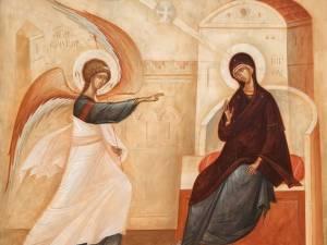 Buna Vestire, una din sărbătorile mari închinate Preacuratei Născătoare de Dumnezeu