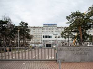 Spitalul Judetean Suceava a devenit unitate medicală pentru bolnavii de coronavirus