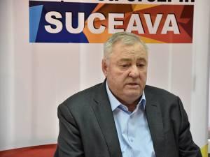 Preşedintele PSD Suceava, senatorul Ioan Stan