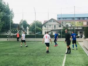 Minifotbalul se bucură de o mare popularitate în rândul sucevenilor
