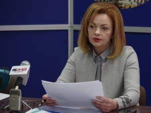 Directorul executiv al Agenției Județene pentru Ocuparea Forței de Muncă (AJOFM) Suceava, Mirela Adomnicăi