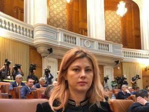 Maricela Cobuz consideră că un spital municipal din județ era mai potrivit pentru a fi transformat în spital Covid-19
