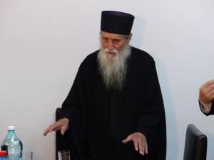 IPS Pimen, Arhiepiscopul Sucevei și Rădăuților