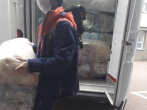 Pilotele pentru frigurile bolnavilor de coronavirus, donate sambata Spitalului Judetean Suceava