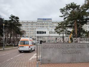 """Spitalul Județean de Urgență """"Sfântul Ioan cel Nou"""" Suceava"""