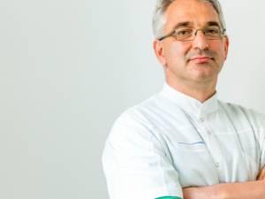 Managerul interimar al Spitalului de Urgență Suceava, dr. Florin Filip