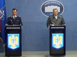 Ministrul Afacerilor Interne, Marcel Vela și secretarii de stat Bogdan Despescu și Raed Arafat