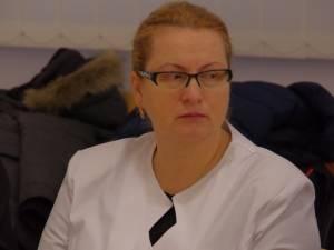 Directorul de îngrijiri medicale al Spitalului Județean, Doina Chirap, și-a pierdut soțul și socrul