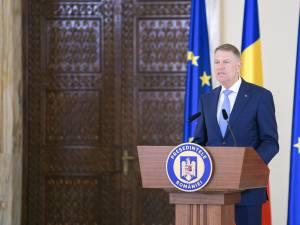 Klaus Iohannis: Măsura carantinării Sucevei și a localităților din jur a fost luată la timp și a fost necesară