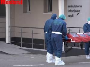 Cu şase decese noi în Spitalul de Urgență, Suceava a ajuns la 30 de decese COVID-19