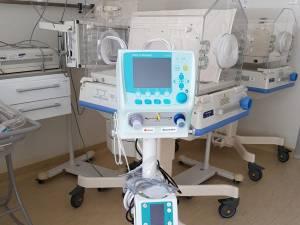 Spitalul Județean Suceava primește aparatură și echipamente medicale vitale medicilor și pacienților, prin intermediul Salvați Copiii România