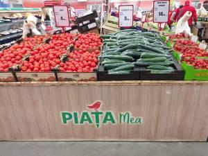 Produse proaspete de brutărie, legume, fructe, lactate și mezeluri pot fi comandate de la Auchan Suceava direct de acasă