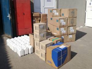 Echipamente donate Spitalului Municipal Rădăuţi