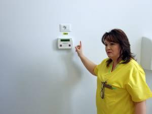Asistenta-șefă de la Îngrijiri Paliative, Oana Stanciu