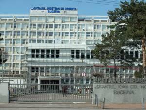 Din circa 700 de pacienți internați în Spitalul Suceava, 35 sunt la Terapie Intensivă