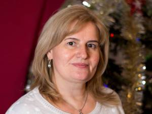 Asistenta-șefă de la Compartimentul de Primiri Urgențe al Spitalului Municipal Câmpulung Moldovenesc, Mărioara Cozma