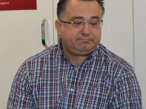 Managerul Spitalului din Fălticeni, dr. Vlad Morariu