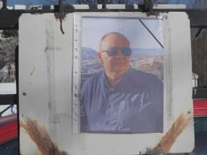 Moment de reculegere la Ambulanța Suceava, în memoria lui Cristian Stupiuc, ucis de COVID-19