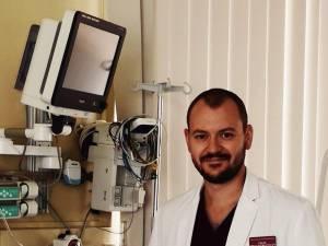 Căpitan medic Marginean Mihai Alexandru - specialist ATI