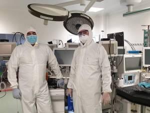 Bioinginerul Dragos Vicoveanu a pus în funcțiune 5 stații complete de monitorizare avansată a pacientului