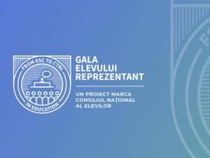 S-a dat startul nominalizărilor pentru Gala Elevului Reprezentant!