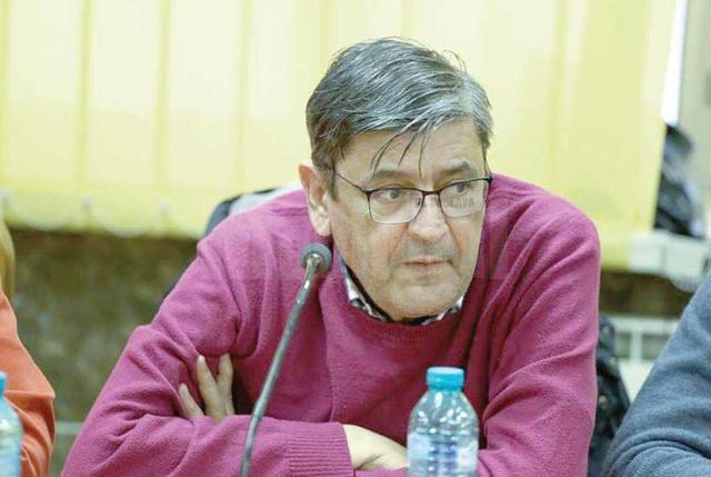 Cristian Irimie, doctor și consilier local al Sucevei