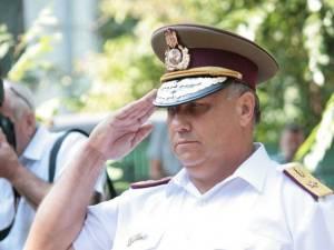 Conducerea militară a Spitalului Suceava pregătește transferul de putere către personalul medical al unității Sursa foto MAPN