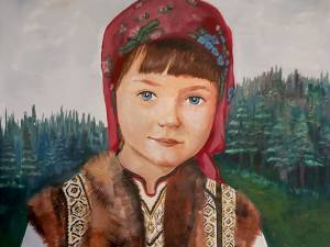 Fata din Bucovina, Răzvan Ștefan Horobeț