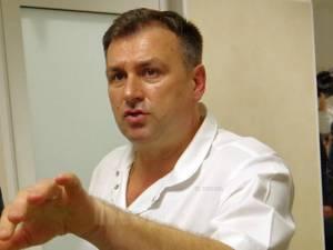 Șeful UPU-SMURD Suceava, dr. Liviu Cârlan