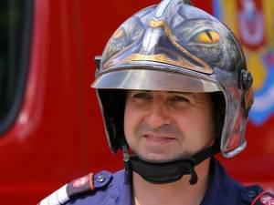Purtătorul de cuvânt al Inspectoratului pentru Situații de Urgență (ISU) Suceava, Alin Găleată