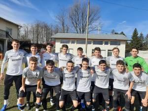 Echipa Under 17 de la Juniorul Suceava a câștigat seria din care a făcut parte