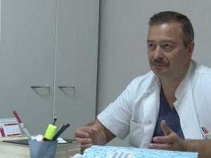 """Managerul interimar al Spitalului de Urgență """"Sfântul Ioan cel Nou"""" Suceava, dr. Anatolii Buzdugan"""