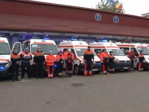 Moment de reculegere în memoria ambulanțierului Ion Irimescu, răpus de virus, la Stația de Ambulanță Suceava